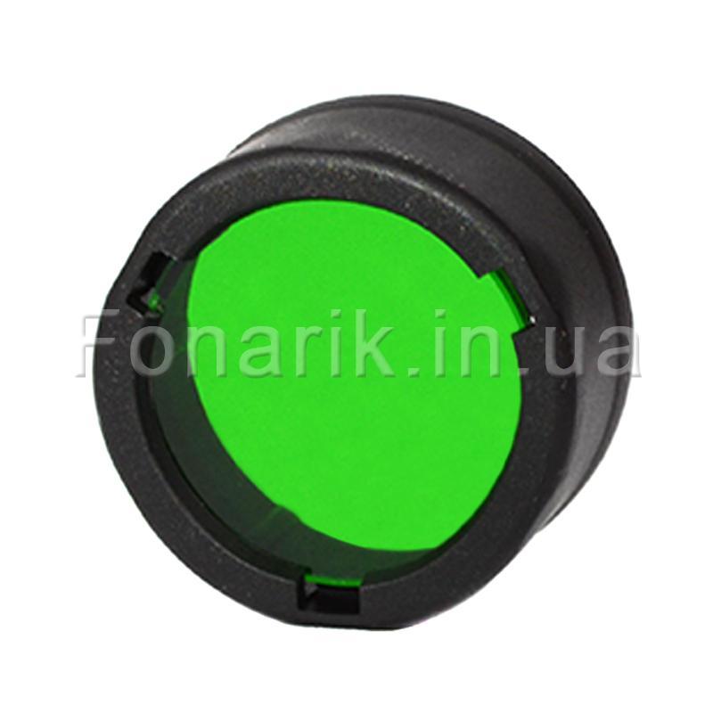 Зеленый светофильтр для фонарей